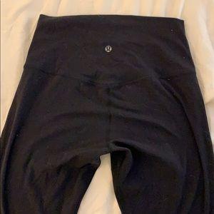 Black original Lululemon leggings